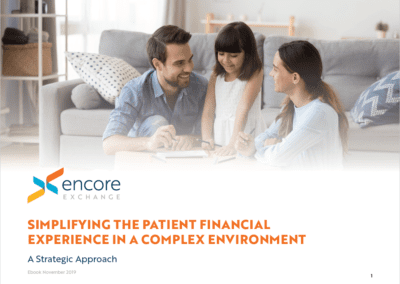 eBook: Simplifying the Patient Financial Experience in a Complex Environment